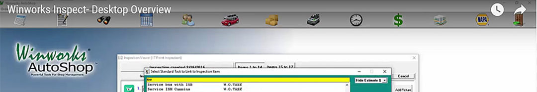 comparison of Winworks Auto Shop Management Software versions