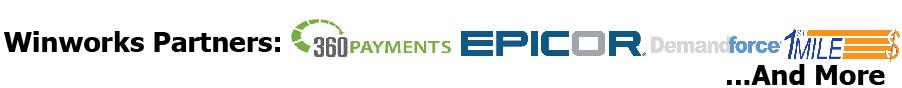 Winworks AutoShop integrates AllDatta, Merchant Payments Services and EPICOR