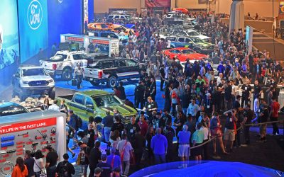 Five Big Takeaways from the 2018 SEMA Show